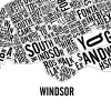 Windsor Neighbourhoods City Map