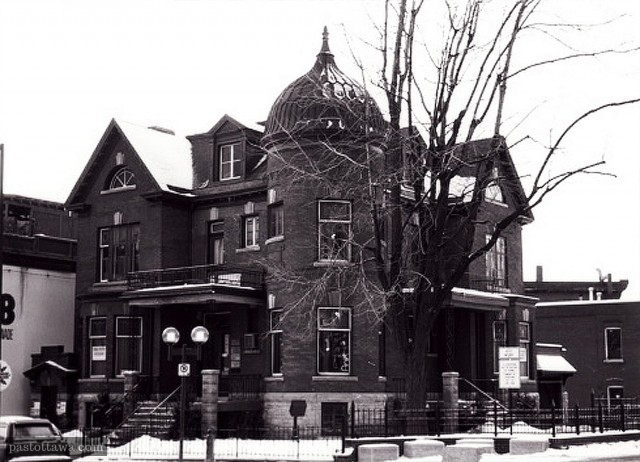 Maison Aubry en 1984