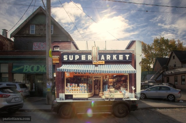 Supermarket on Osgoode Street