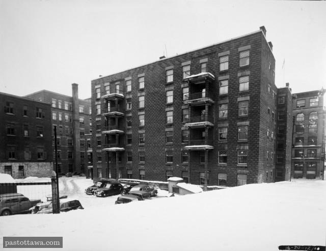 les apartements aylmer sur la rue slater partie iii 1940 contre 2013 ottawa pass pr sent. Black Bedroom Furniture Sets. Home Design Ideas