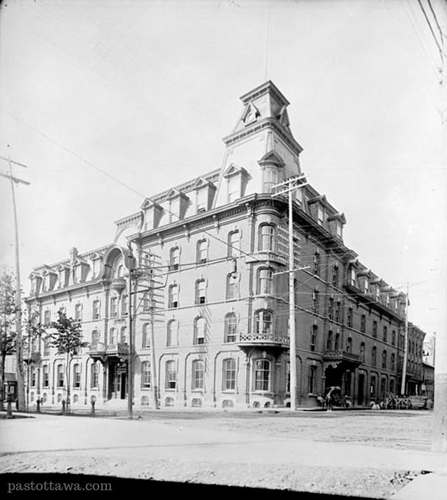 Hôtel Grand Union à Ottawa