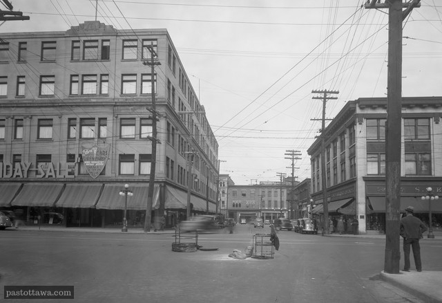 Former Mosgrove Street and Rideau Street