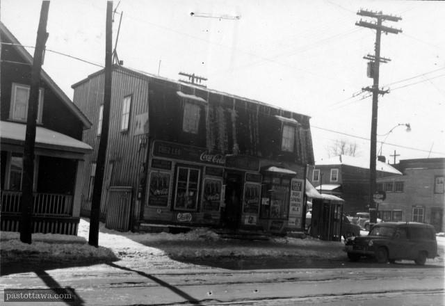 St. Patrick Street near Nelson Street