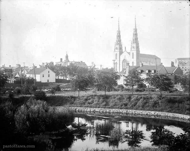 Notre-Dame Basilica in Ottawa
