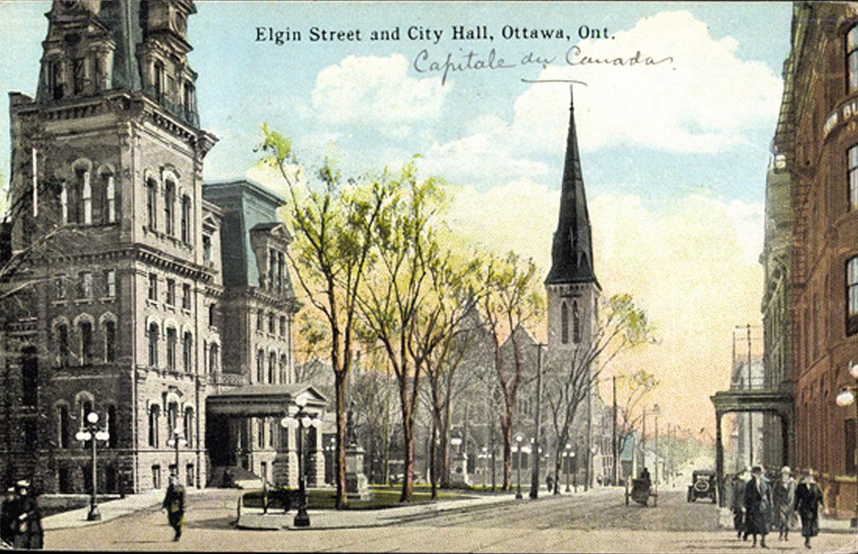 Maison De Ville Ottawa