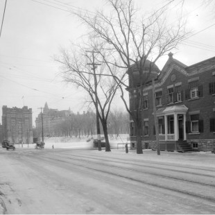 Sussex Drive in 1938