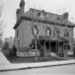 181 Metcalfe street in Ottawa in 1938