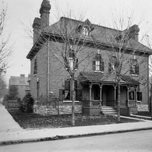 181 Metcalfe street in Ottawa in 1938