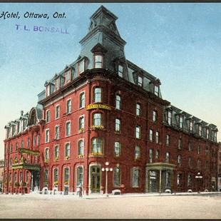 Grand Union Hotel in 1910