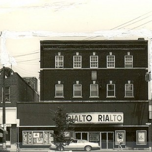 Former Rialto Cinema in Ottawa on Bank Street