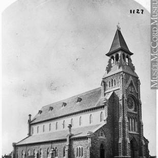 St. Patrick Basilica around 1880