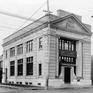 Banque d'Ottawa sur la rue Bank