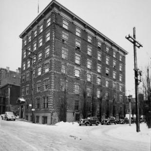 Apartements Bates sur Slater à Ottawa