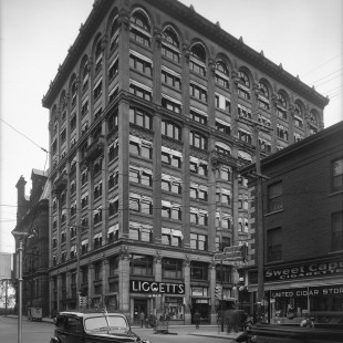 Blackburn Building on Sparks Street
