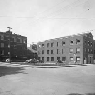 556 Booth Street in 1938, Ottawa