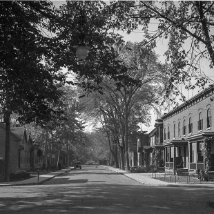 Cathcart Street @ King-Edward in 1938