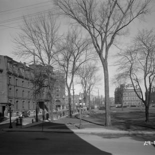 Rue Elgin en 1938