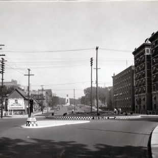 Les appartements Roxborough sur Elgin en 1939