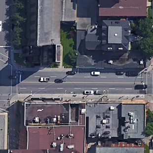 Google Map view of Elgin Street in 2018.