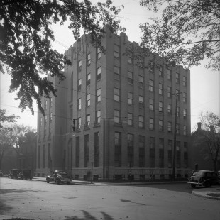 Medical Art Building on Metcalfe in 1938
