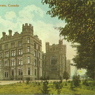 Canadian Museum of Nature in 1900