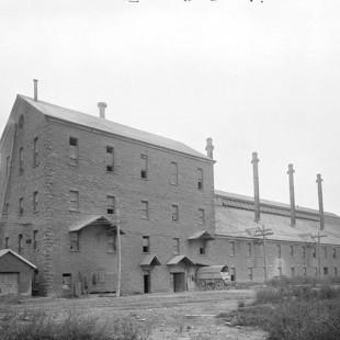 Old Mill on Victoria Island