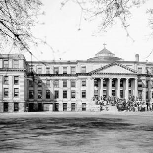 Pavillon Tabaret de l'Université d'Ottawa