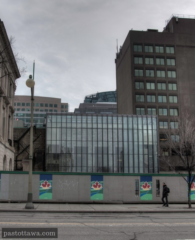 the 96 to 102 Wellington Street in Ottawa after the American Ambassy moved.