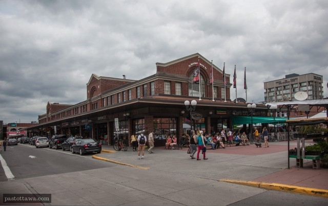 ByWard Market in 2013
