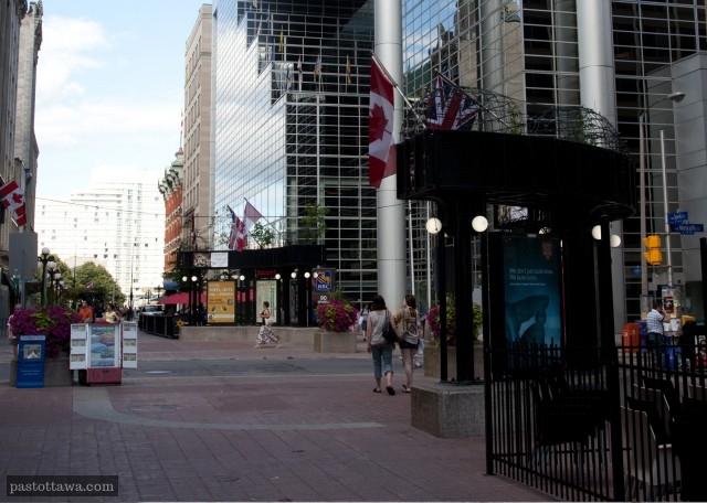 Sparks Street in Ottawa