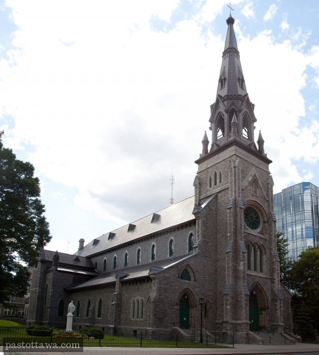 St. Patrick Church in 2011