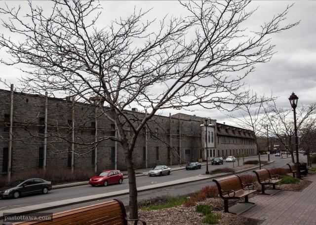 Former mill of E.B. Eddy