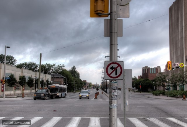 King-Edward Avenue in 2013 in Ottawa.