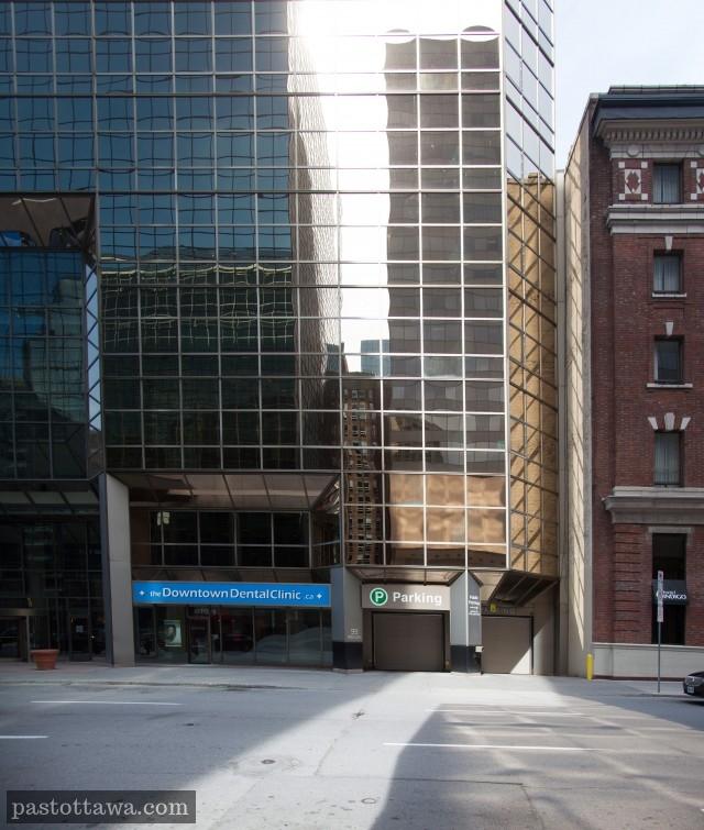 Metcalfe street in Ottawa