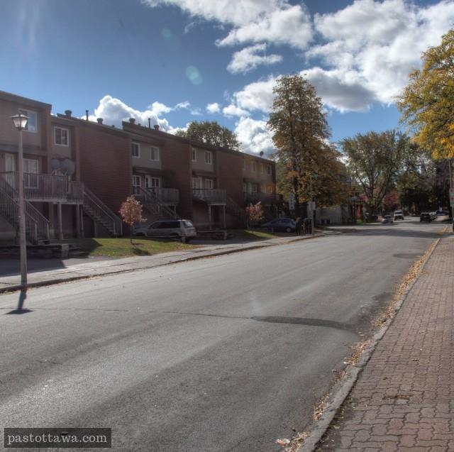 Old Saint-Patrick en basse-ville Est d'Ottawa en 2015