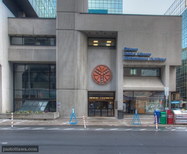 Ottawa Public Library in 2013
