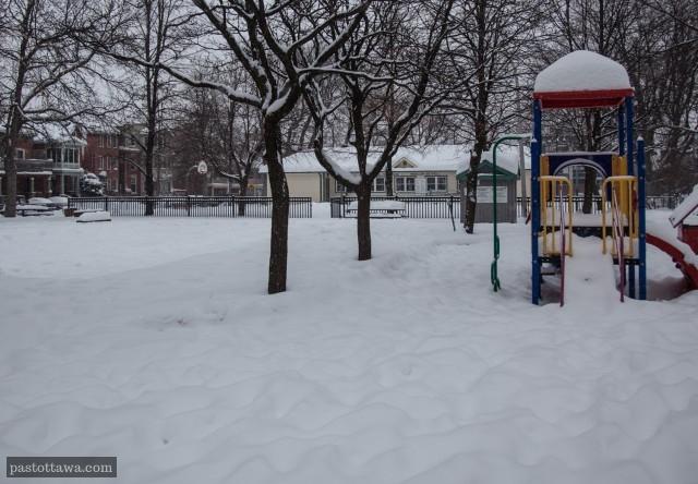 Saint-Luke Park