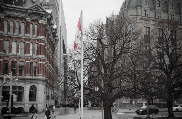 The same Sparks Street without the Russell House.