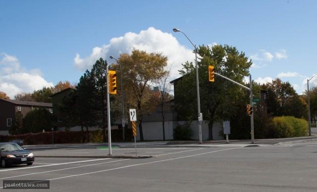 rue Cobourg et Saint-Patrick en Basse-ville Est d'Ottawa en 2015