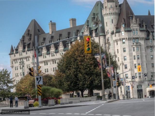 Chateau Laurier in 2013
