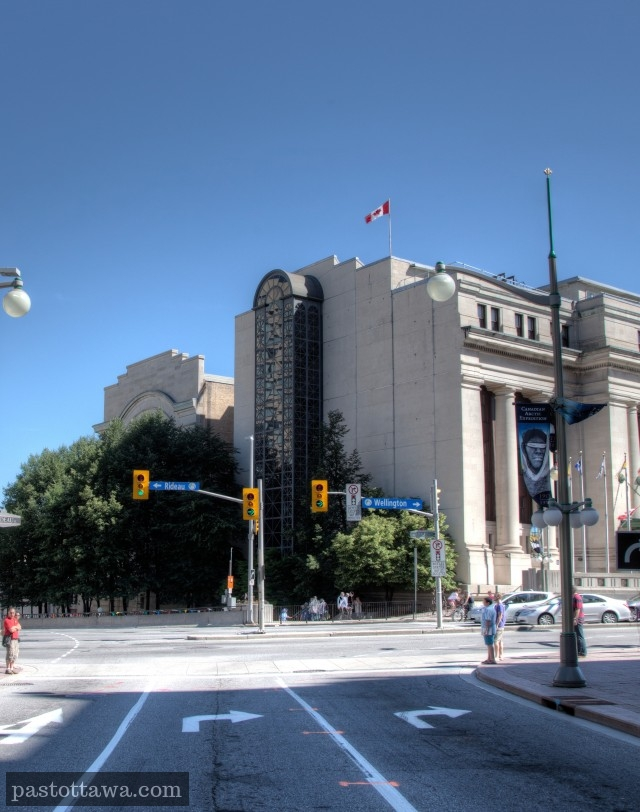 Union Station in Ottawa in 2013