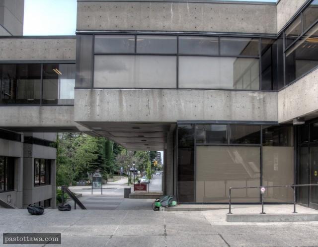 Pavillon Morisset de l'université d'Ottawa