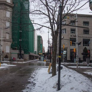 Sparks Street at Bank in 2013