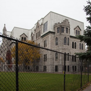 College Institute in Ottawa in 2012