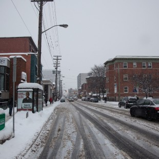 Elgin Street @ gladstone in 2013