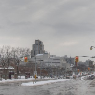 Elgin Street in Ottawa in 2014