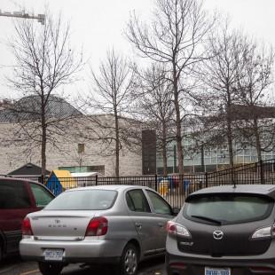 Normal school in Ottawa in 2012