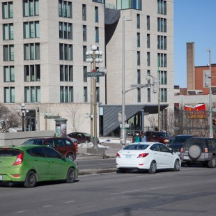 rue Rideau a Ottawa
