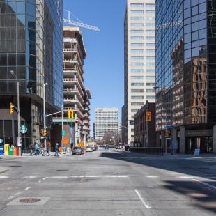 Slater Street in Ottawa