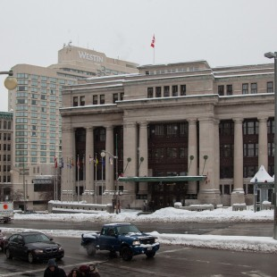 Union Station in 2012